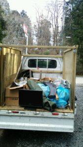 駿東郡でテーブル、家庭ゴミ回収の武川様2
