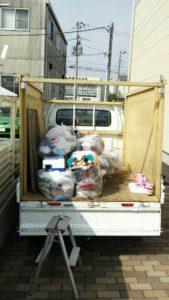 沼津市にて、ビデオデッキ、カーペットなど回収のお客様