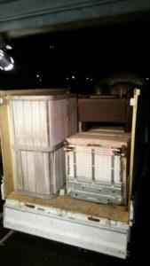御殿場市で冷蔵庫、ソファーなど回収のお客様