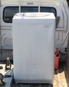 沼津市で洗濯機の移動と回収のお客様の画像