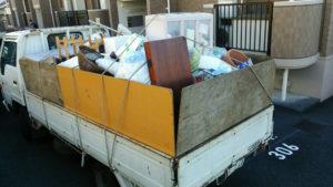 富士宮市で引越しゴミ回収のお客様