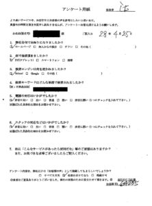 静岡市にて不要ごみの回収処理のご依頼 お客様の声
