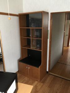 下田市で本棚、ダイニングテーブル等回収の写真_2