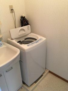 御殿場市にて、冷蔵庫・洗濯機回収のご依頼1