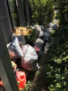 駿東郡にて、家庭ゴミ回収のご依頼1