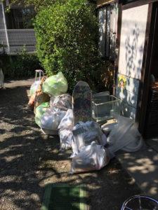 駿東郡にて、家庭ゴミ回収のご依頼3