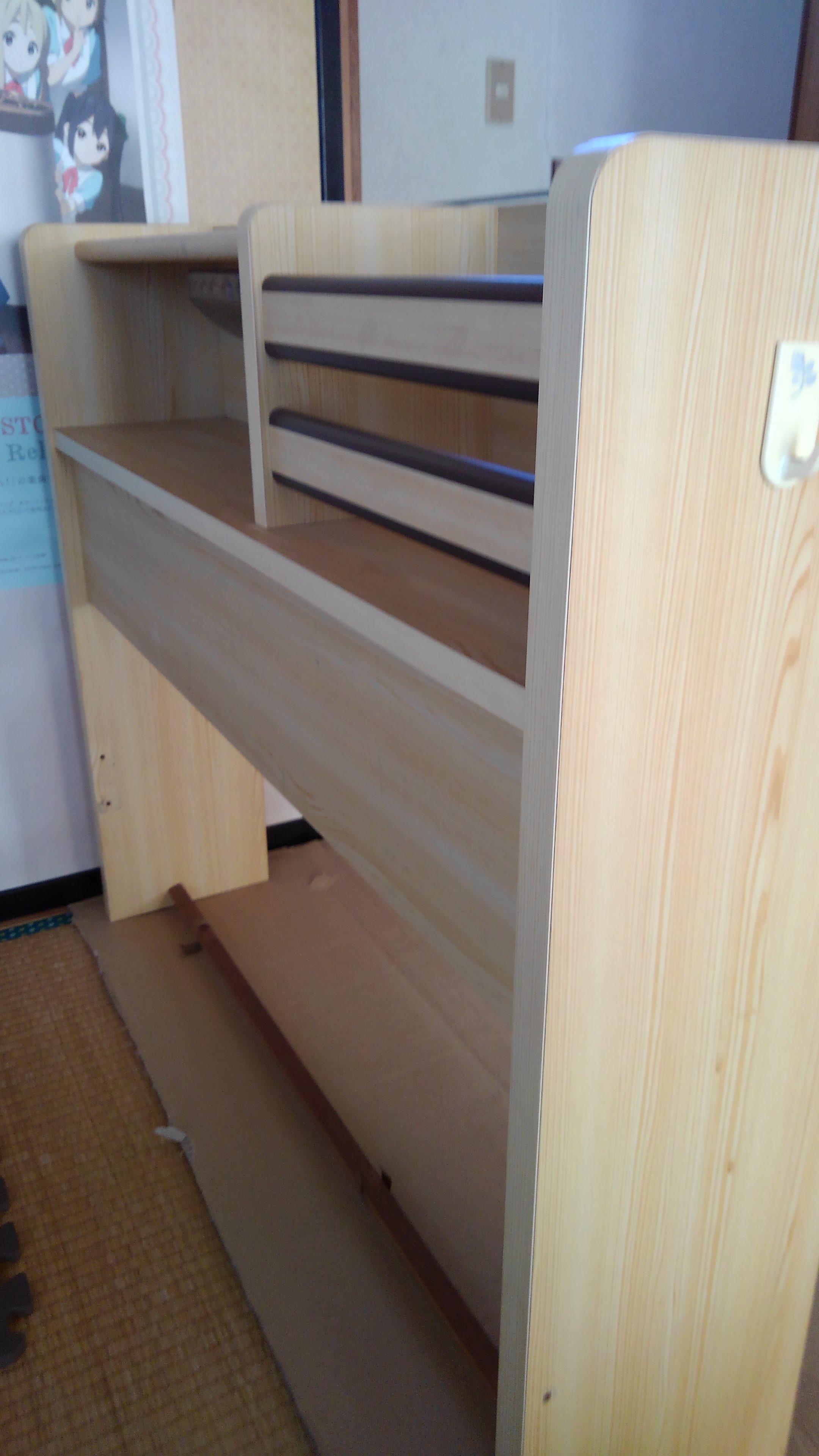 【生坂村】狭い階段からもスムーズに搬出☆柔軟な対応にご満足いただけました。