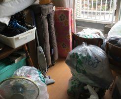 【静岡市葵区】不用品回収とエアコン・窓のクリーニング☆家が綺麗になりご満足いただけました!