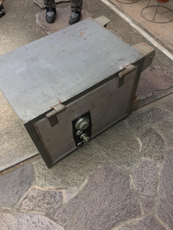 【浜松市】耐火金庫の回収☆処分困難品も回収できてご満足いただけました!