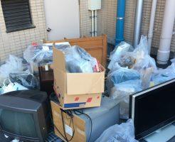 【浜松市中区】家財道具や家庭ごみの回収☆大量のご不用品をまとめて処分できたお客様に喜んでいただけました!