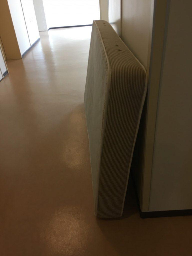 【島田市】遺品整理でマットレスと PCデスクの回収 お客様の声