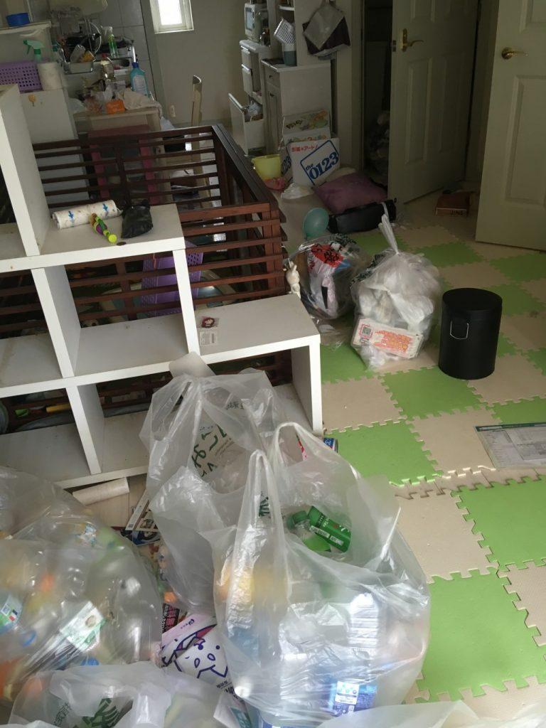 【湖西市】引越しで出る大量の不用品回収・処分 お客様の声