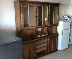 【熱海市】食器棚の出張不用品回収・処分ご依頼 お客様の声