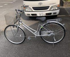 【長泉町】自転車一台の回収 お客様の声