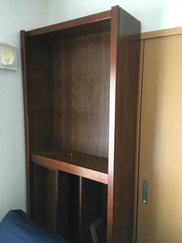 【掛川市】大きな本棚の出張不用品回収・処分ご依頼 お客様の声