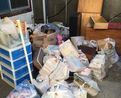 【御前崎市】大量のごみの回収&処分・荷物の移動 お客様の声