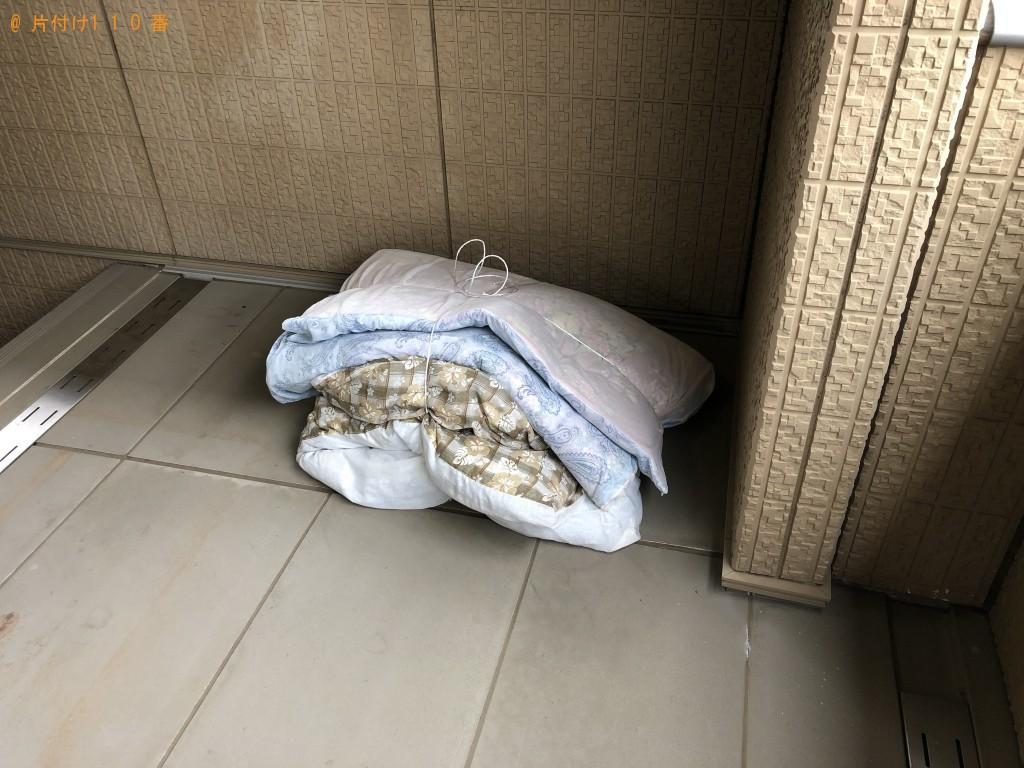 【長泉町】引っ越しに伴う不用品回収・処分 お客様の声