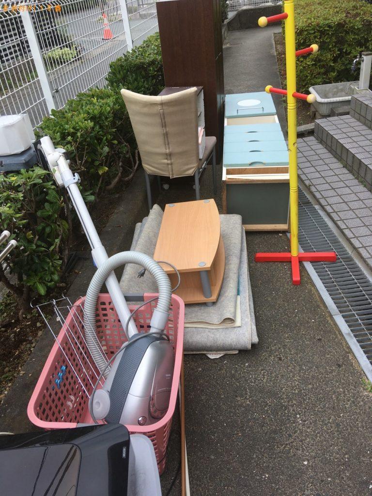 【裾野市】ソファ-などの出張不用品回収・処分ご依頼