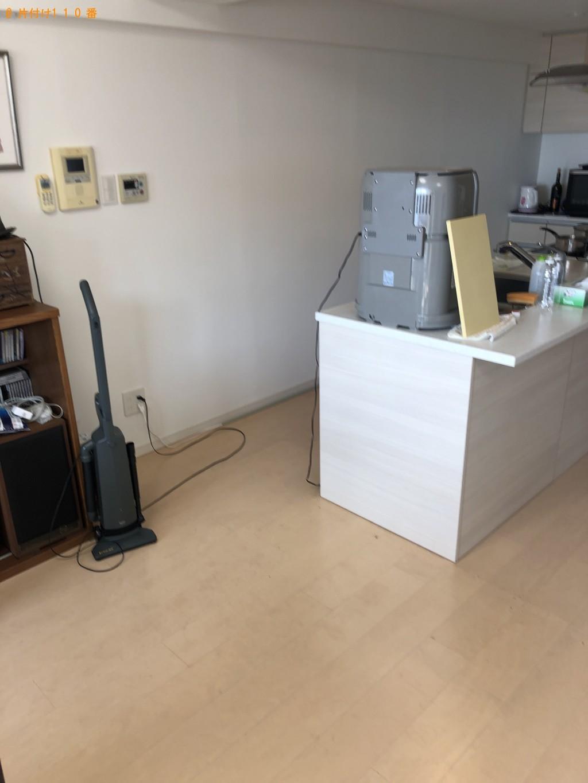 【西伊豆町】食器棚1点の回収・処分 お客様の声