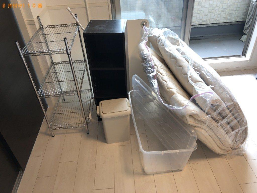 【袋井市】洗濯機、ガスコンロ、メタルラック等の回収・処分 お客様の声