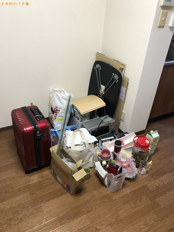【伊東市】ソファー、カウンターテーブル、キャリーケース等の回収・処分 お客様の声
