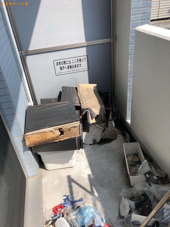 【駿東郡長泉町】軽トラック1台程度の出張不用品の回収・処分
