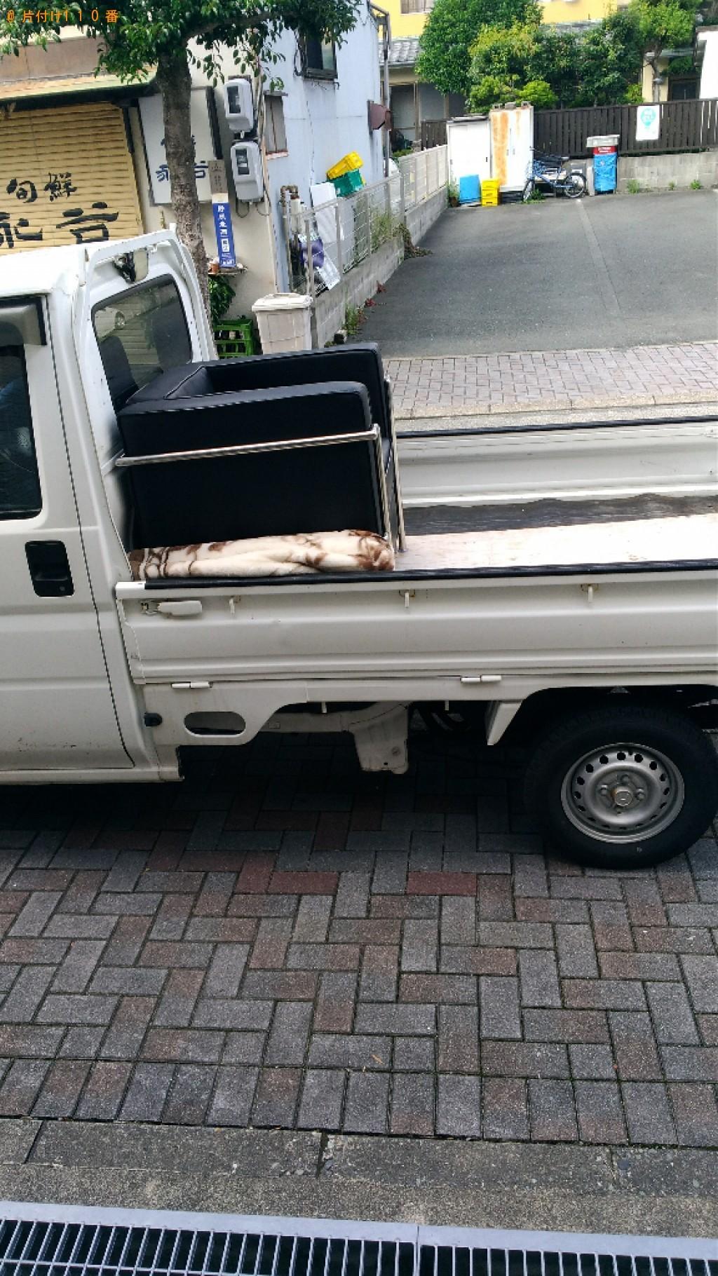 【浜松市中区】ソファーの回収・処分ご依頼 お客様の声