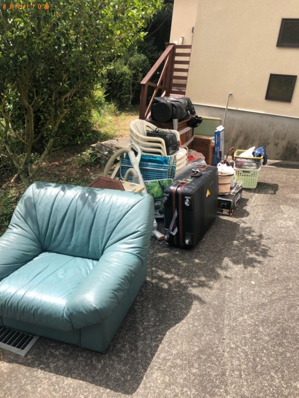 【伊東市】ソファー、テーブル、椅子等の回収・処分ご依頼