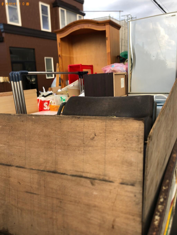 【熱海市】遺品整理に伴いタンス、布団等の回収・処分ご依頼 お客様の声