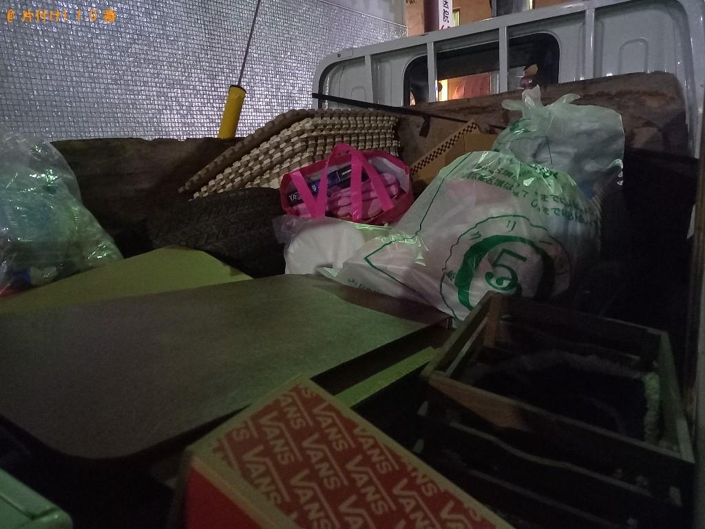 【静岡市】軽トラック1台程度の出張不用品回収・処分ご依頼