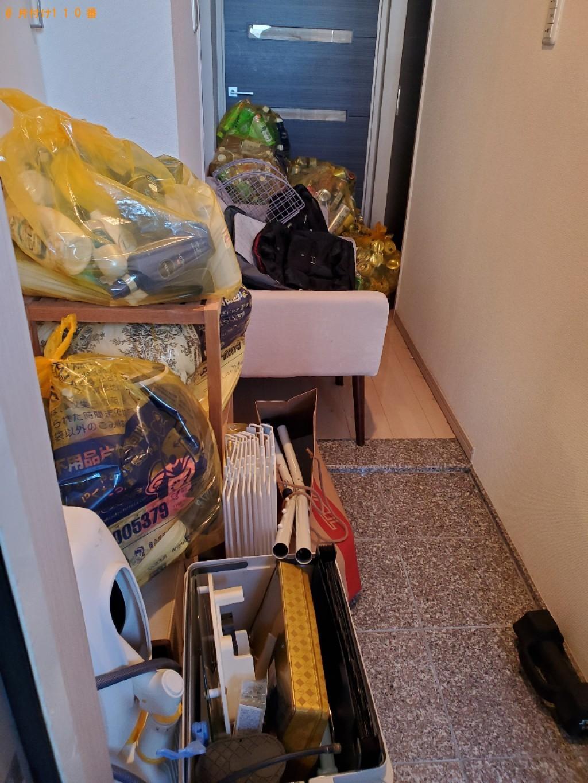 【静岡市】洗濯機、本棚、一般ごみ、ダンボール等の回収・処分ご依頼