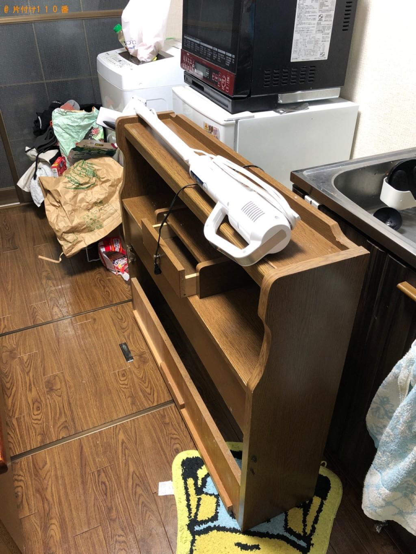 【沼津市】シングルベッド、小型家電の回収・処分ご依頼 お客様の声