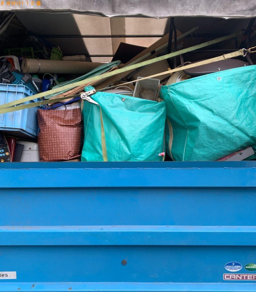 【板橋区】分別していないゴミの回収・処分ご依頼 お客様の声