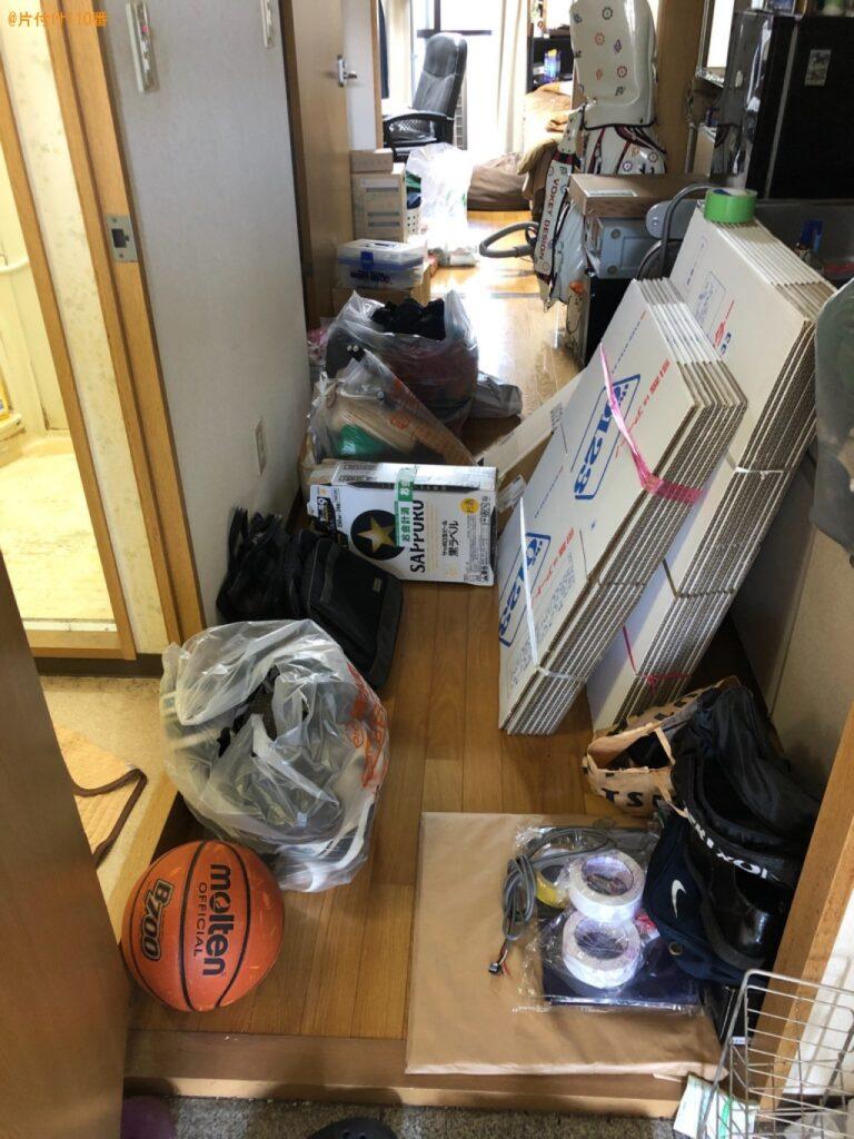 椅子、衣類、ダンボール、小型家電等の回収・処分