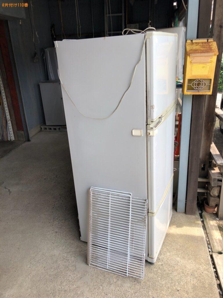 冷蔵庫、洗濯機、電子レンジの回収・処分ご依頼