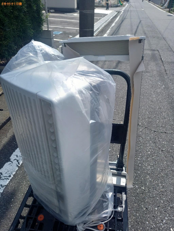エアコンの回収・処分ご依頼 お客様の声